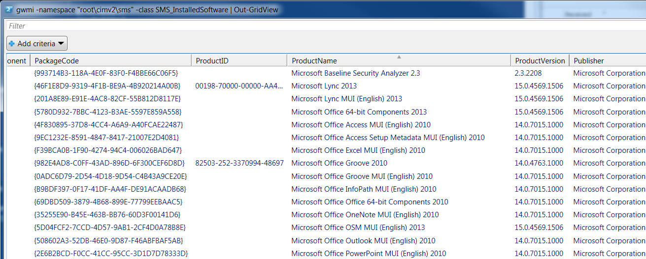 sccm 2012 | LaBareWeb Technology Blog